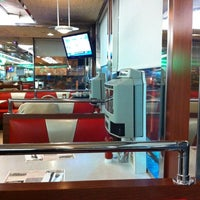 Photo taken at Four Star Diner by Alex T. on 9/7/2012