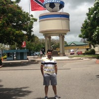 Photo taken at Concacaf/Center of Excellence by Carlos Q. on 5/26/2012