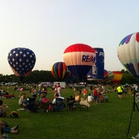 Photo taken at Point Mallard Park by Jason L. on 5/27/2012