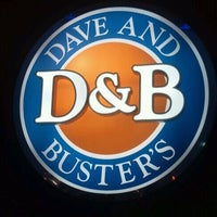Photo taken at Dave & Buster's by Rene M. on 2/5/2012
