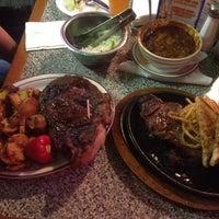 Photo taken at Arthur's Steak House & Pub by Serena Y. on 4/22/2012