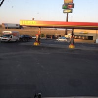 Photo taken at Pilot Travel Center by Karen W. on 8/12/2012