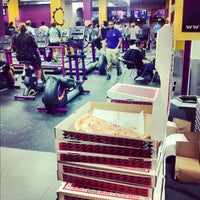 Photo taken at Planet Fitness by Nick M. on 3/5/2012
