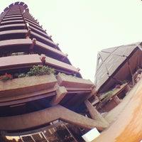 Photo taken at KICC by Fikiswa on 5/9/2012