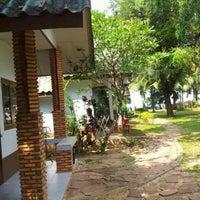 Photo taken at Magic Resort Koh Chang by Hansa T. on 2/13/2012