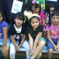 Photo taken at TK/SD/SMP Permata Bunda (Tirtamarta-BPK Penabur) by Elizabeth H. on 6/23/2012