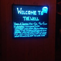 Photo taken at The Well Lounge by Gaby on 7/7/2012