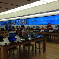 Photo taken at Microsoft Store by Nate M. on 6/10/2012