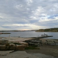 Photo taken at Fisketången by Lisa J. on 6/16/2012