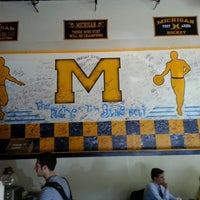 Photo taken at Maize N Blue Deli by Jake S. on 9/13/2012