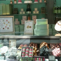 Photo taken at Ladurée by Dasha M. on 5/3/2012