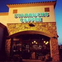 Photo taken at Starbucks by Sabrina N. on 6/19/2012