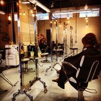 Photo taken at Spank Salon by Michael F. on 9/13/2012