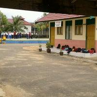 Photo taken at SMAN 2 Banjarbaru by Dionisius M. on 8/30/2012