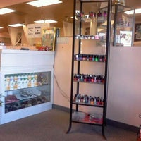 Photo taken at Angie's Nails by 💕AmaZon💕 on 7/4/2012
