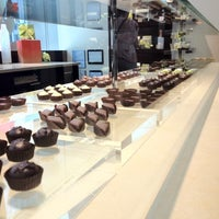 Photo taken at Fran's Chocolates by Marcelo C. on 7/8/2012