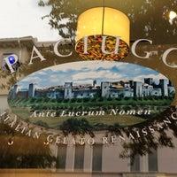 Photo taken at Paciugo Gelato & Caffé by Vanessa W. on 8/6/2012