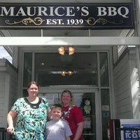 Photo taken at Maurice's BBQ Piggie Park by Chad H. on 6/9/2012