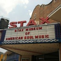 Photo taken at Stax Museum of American Soul Music by Rebecca B. on 7/1/2012