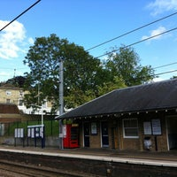 Photo taken at Royston Railway Station (RYS) by Phil M. on 6/29/2012