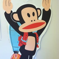 Photo taken at Paul Frank Store by Kevin L. on 2/16/2012