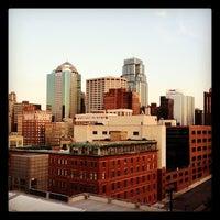 Photo taken at Kansas City, MO by Tyler M. on 5/21/2012