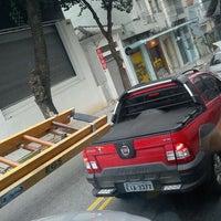 Photo taken at Rua do Oratório by Paulo R. on 5/23/2012