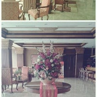 Photo taken at Bukit Randu Hotel & Restaurant by tositem on 4/14/2012