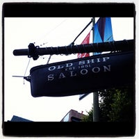 Photo taken at Old Ship Saloon by Annie L. on 6/29/2012