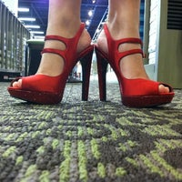 Photo taken at DSW Designer Shoe Warehouse by Brianna S. on 6/16/2012