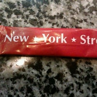 Photo taken at New York Street Pizza by Vasyl S. on 5/16/2012
