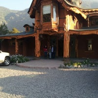 Photo taken at Casa Bosque by Cesarinho R. on 7/27/2012
