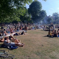 Photo taken at London Fields by snarkle on 8/18/2012