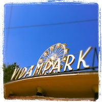 Photo taken at Vidámpark by Peter E. on 4/30/2012