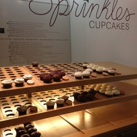 Photo taken at Sprinkles Cupcakes by Irina R. on 7/11/2012