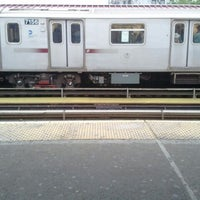 Photo taken at MTA Subway - 167th St (4) by Arlene on 5/2/2012