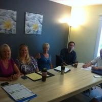 Photo taken at Business Incubator Centre Niagara by Ignacio S. on 7/11/2012