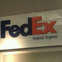 Photo taken at FedEx Ship Center by Gorgeous11 on 8/8/2012