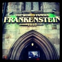Photo taken at Frankenstein by Damian D. on 9/9/2012