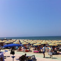 Photo taken at Lido Sibilla by Vittorio T. on 6/24/2012