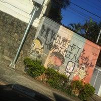 Photo taken at Avenida Dom Pedro II by Yuri L. on 7/27/2012