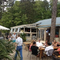 Photo taken at The Tiki Hut by Stuart L. on 4/15/2012