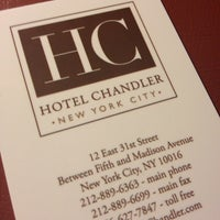 Photo taken at Hotel Chandler by Joseph H. on 5/26/2012