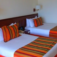Photo taken at Meliá Vacation Club Puerto Vallarta by Alejandro M. on 6/27/2012
