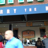 Photo taken at Harry the K's Broadcast Bar & Grille by Carla on 9/10/2012