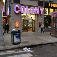 Photo taken at Colony Records by Mia 江. on 5/7/2012