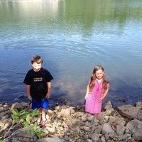 Photo taken at Tablerock Lake by Cyndi H. on 6/8/2012