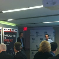 Photo taken at UK Trade & Investment by Brent G. on 3/14/2012