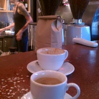 Photo taken at Café Helios by Wilson H. on 6/21/2012