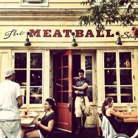 Photo taken at The Meatball Shop by Bruno T. on 7/15/2012